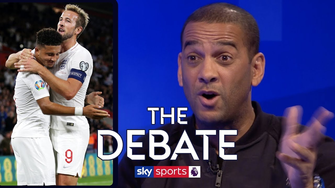 What is England's best starting XI? | Stuart Pearce & Phil Babb | The Debate