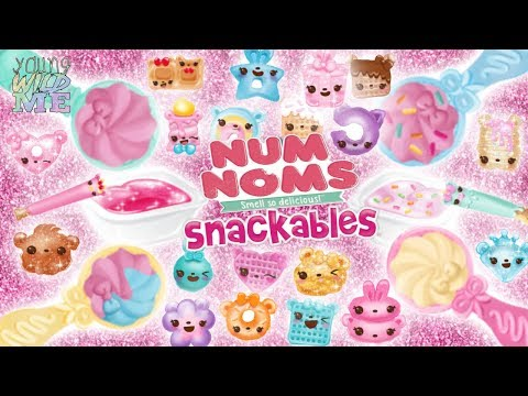 Num Noms Dippers Scented Slime Sauce & 3 Ultra Rare Num Noms OMG! + Rare Num Noms Collectible Cereal