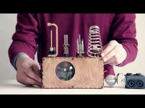 Motors, Magnets and Motion: Electronic Music Instruments from the Physical World | Loop