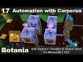 Botania E17 - Corporea for Automation