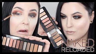 ANOTHER NAKED PALETTE...?? - URBAN DECAY NAKED RELOADED