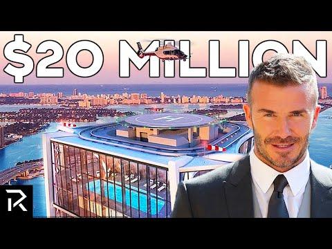 How David Beckham Spent $450 Million