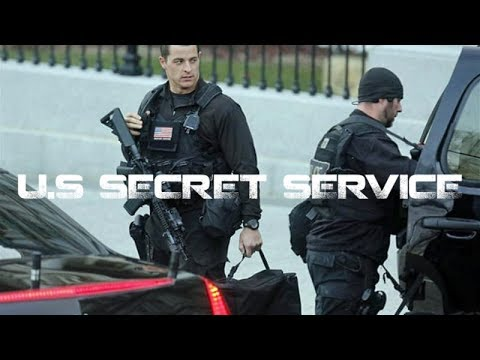 "U.S Secret Service • ""Protect the President of U.S"" • 2018"