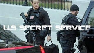 "U.S Secret Service • ""Protect the President of U.S"" • 2018"