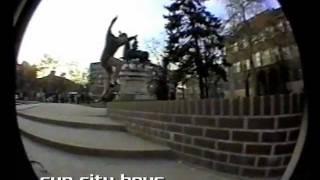 """Skateboarding The 90's part 3 Kovács Péter """"Pimpa"""""""