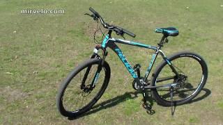 Купить горный велосипед PELICAN 29 PHANTOM. Видео обзор