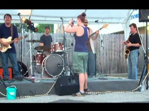 The Holy Gun - Letter Song - White's Bar Summer MusicFest - 06.26.10