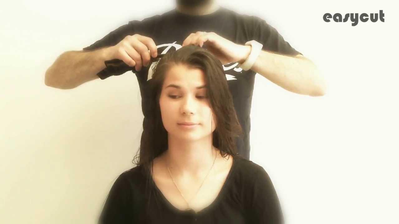 comment couper ses cheveux sur un carre mi long base mi long pro