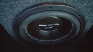 Amazing Subwoofer Excursion Demo Power Acoustik BAMF-122  w Audiopipe APCL -15001D
