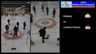 2017 Golden Gate Bonspiel - Draw 15 - SF