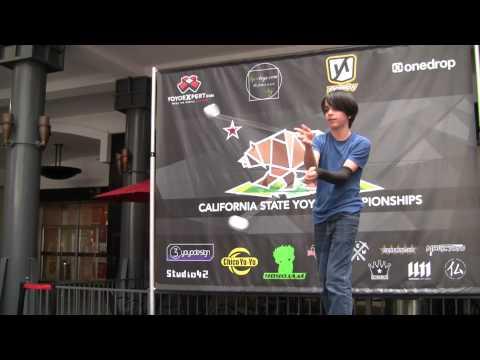 2014 California State Yo-Yo Championships - 2A - 2nd - Ian Lawson