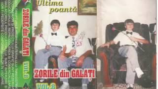 Zorile Din Galati- Vol 8 Album Original 1997