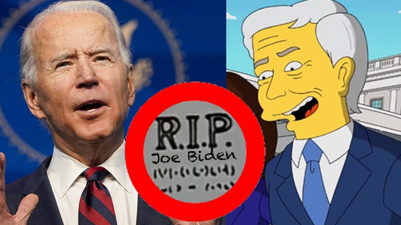 Download 10 Simpsons Predictions That Could Come True In 2021...