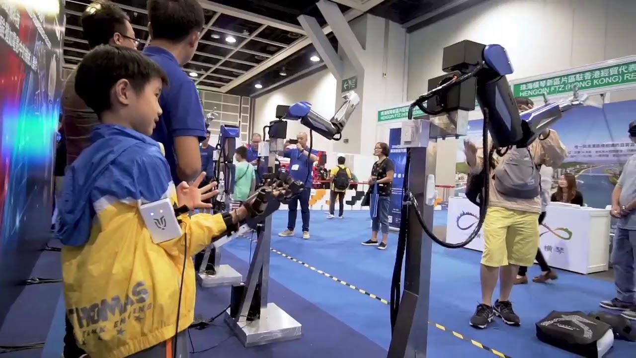 香港電腦通訊節2019 宣傳片段