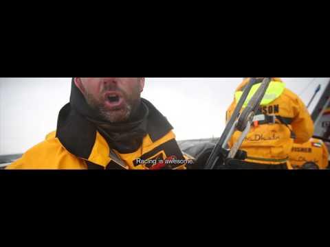Volvo Ocean Race - IWC SPEED PRIZE FINAL promo