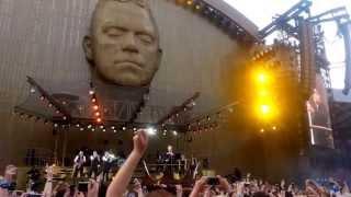 Robbie Williams, Hampden Park 25th June 2013