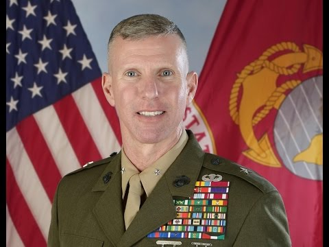 LtCol Eric Smith discusses leading 1st Bn, 5th Marine Regiment in Ramadi in 2005