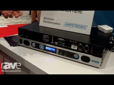 InfoComm 2016: Listen Technologies Launches ListenLoop D Series Amplifiers