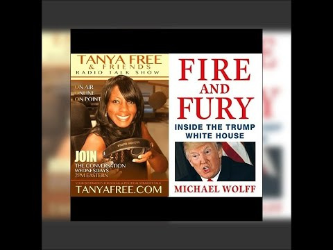 Fire And Fury, The Book The President Doesn't Want You To Read