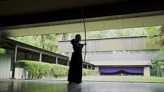KYUDO - Mariko Satake/Interview - IS JAPAN COOL? DOU(弓道 - 佐竹 万里子)