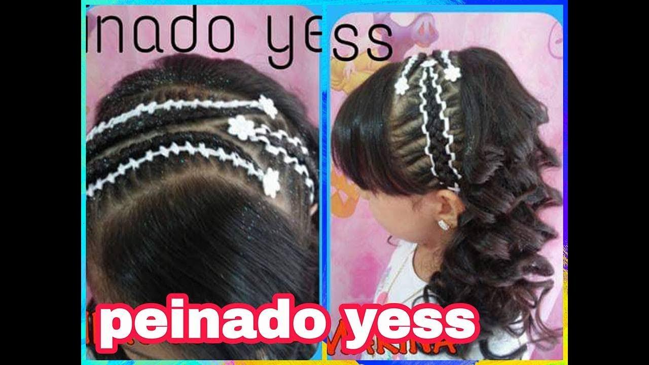 Peinado Para Graduacion Graduation Hairstyle By Ninas Lindas Con