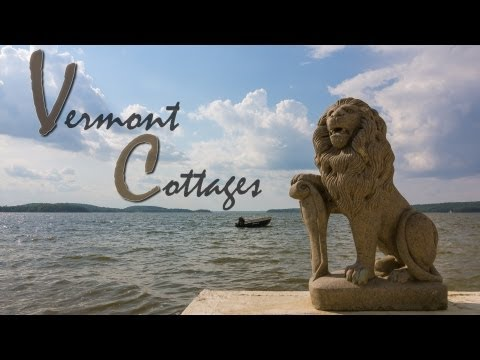 Vermont Cottages - Lake Champlain Family Vacation Rental Home Lakefront