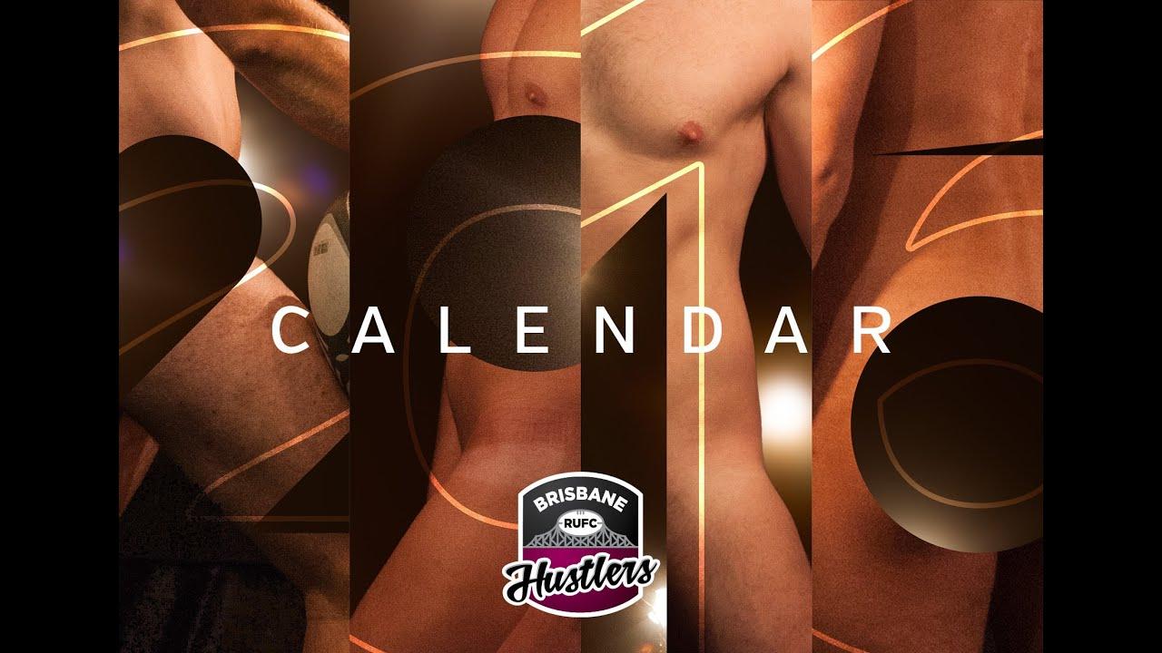 Theme 2009 hustler calendars think