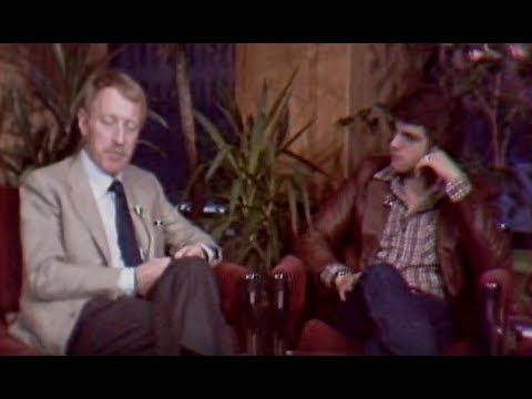 Richard Douglas Jensen Interviews Max Von Sydow