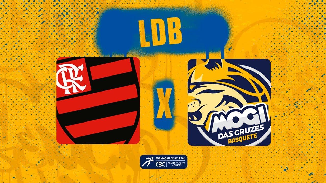 Flamengo X Mogi Basquete   LDB 2021   1ª Etapa