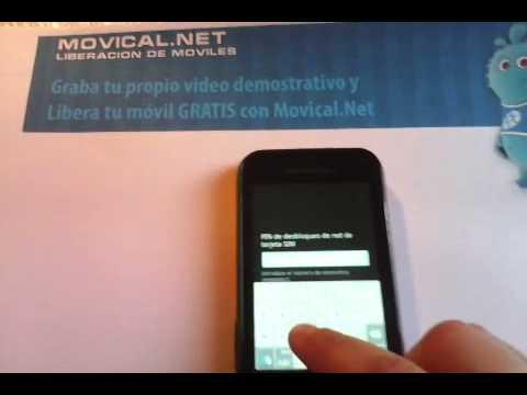 Liberar motorola defy mini en minutos gracias a movical - Movical net liberar ...
