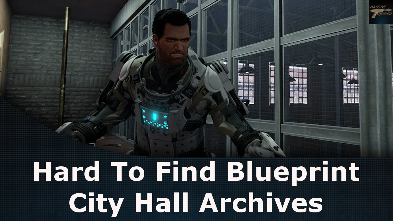Dead rising 4 hard to find blueprint city hall archives in old town dead rising 4 hard to find blueprint city hall archives in old town split shot malvernweather Images