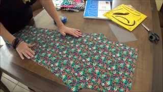 כיצד לגזור ולתפור מכנסיים טייץ - שיטת SITAM