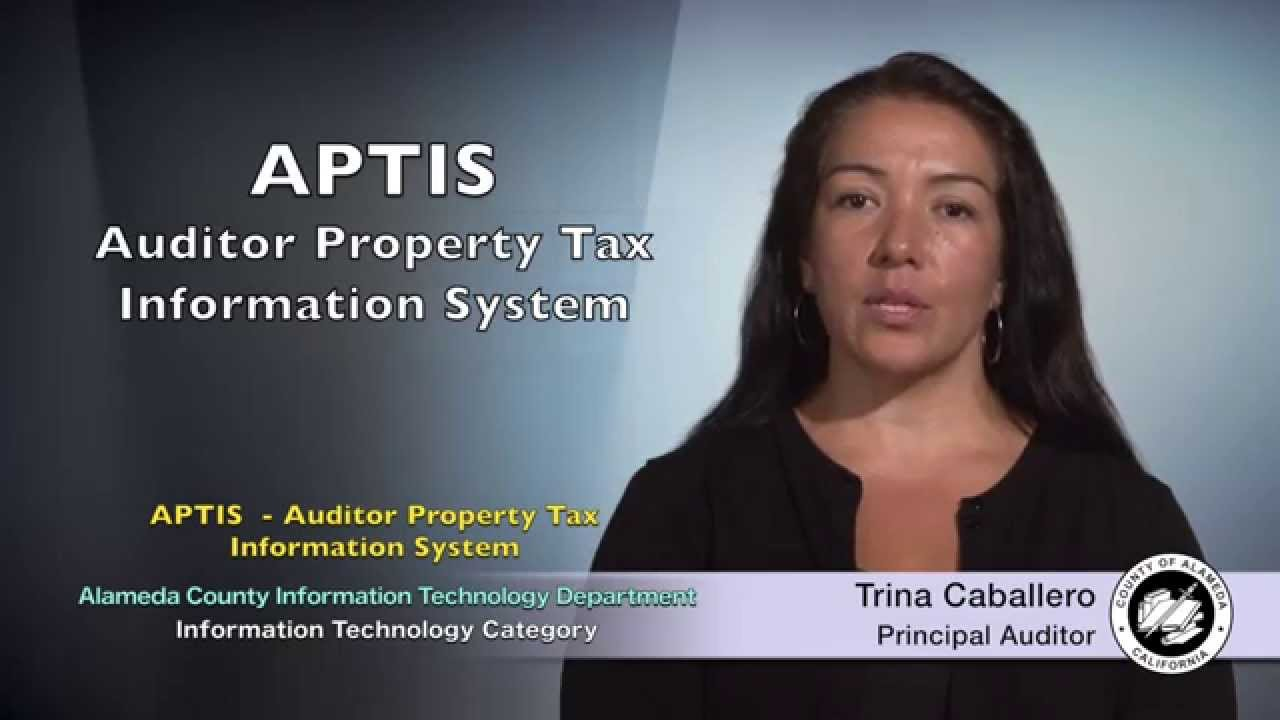 Naco Winner Aptis Auditor Property Tax Information System Youtube