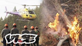 British Columbia Is Burning