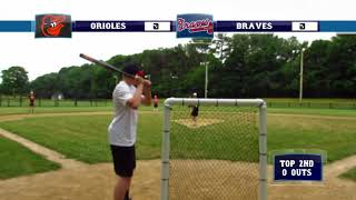 MLW MASS: ORIOLES VS BRAVES OPENING DAY GAME 1