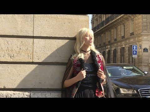 EXCLUSIVE: Karolina Kurkova for L'Officiel Singapore