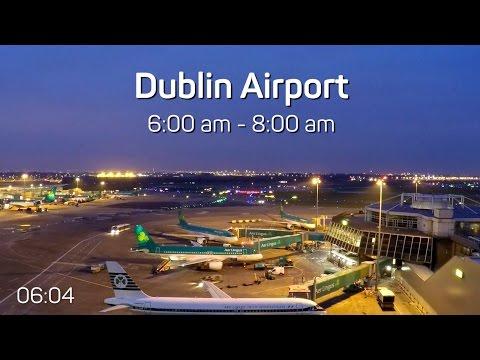 Dublin Airport Timelapse