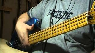 Cheap Trick The Flame Bass Cover