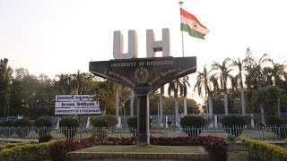 University of Hyderabad - Avenues of Excellence DD National
