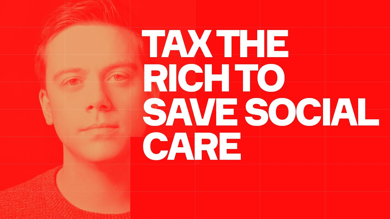 Tax the rich to fix social care – don't kick the young and poor
