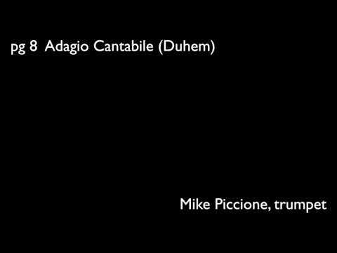 Voxman pg 8 Adagio Catabile ATSSB Year C