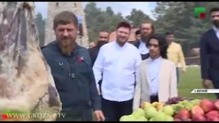 """В Беное состоялось открытие мини-отеля и ресторана """"Шира-Бена"""""""
