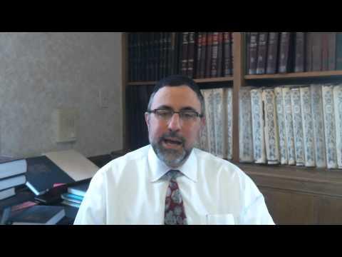 Video Vort - Behar/Bechukosai 5775 - Rabbi Etan Tokayer
