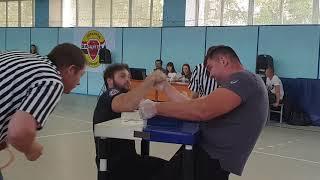 Чемпионат Белгорода по армрестлингу 2019