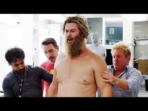 Maz - How Bro-Thor Was Made!