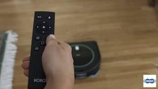 HOBOT LEGEE-669 Mop-Robot on NewsWatch TV