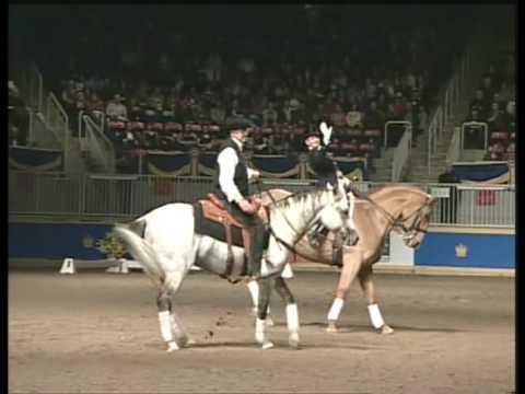 """Dressage Meets Cowboy"" 2009 Royal Agricultural Winter ..."