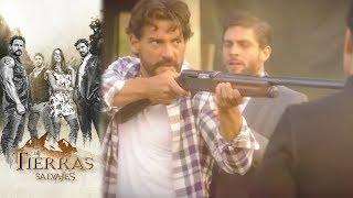 Disparo | En tierras salvajes - Televisa