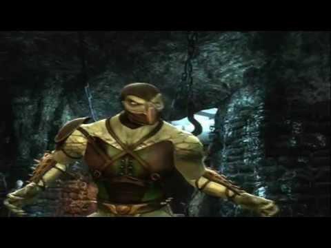 MK9 - Reptile Arcade Ladder Expert Run Through - Mortal ...