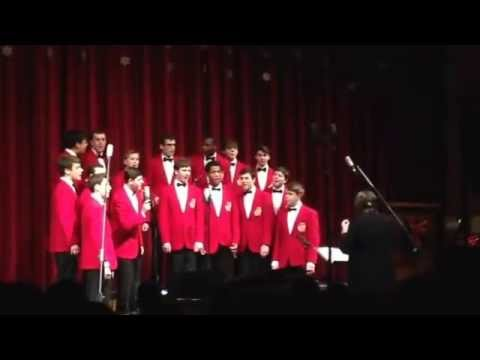 12 Days of Christmas/Africa.....Chaminade HS Vocal Chamber ...